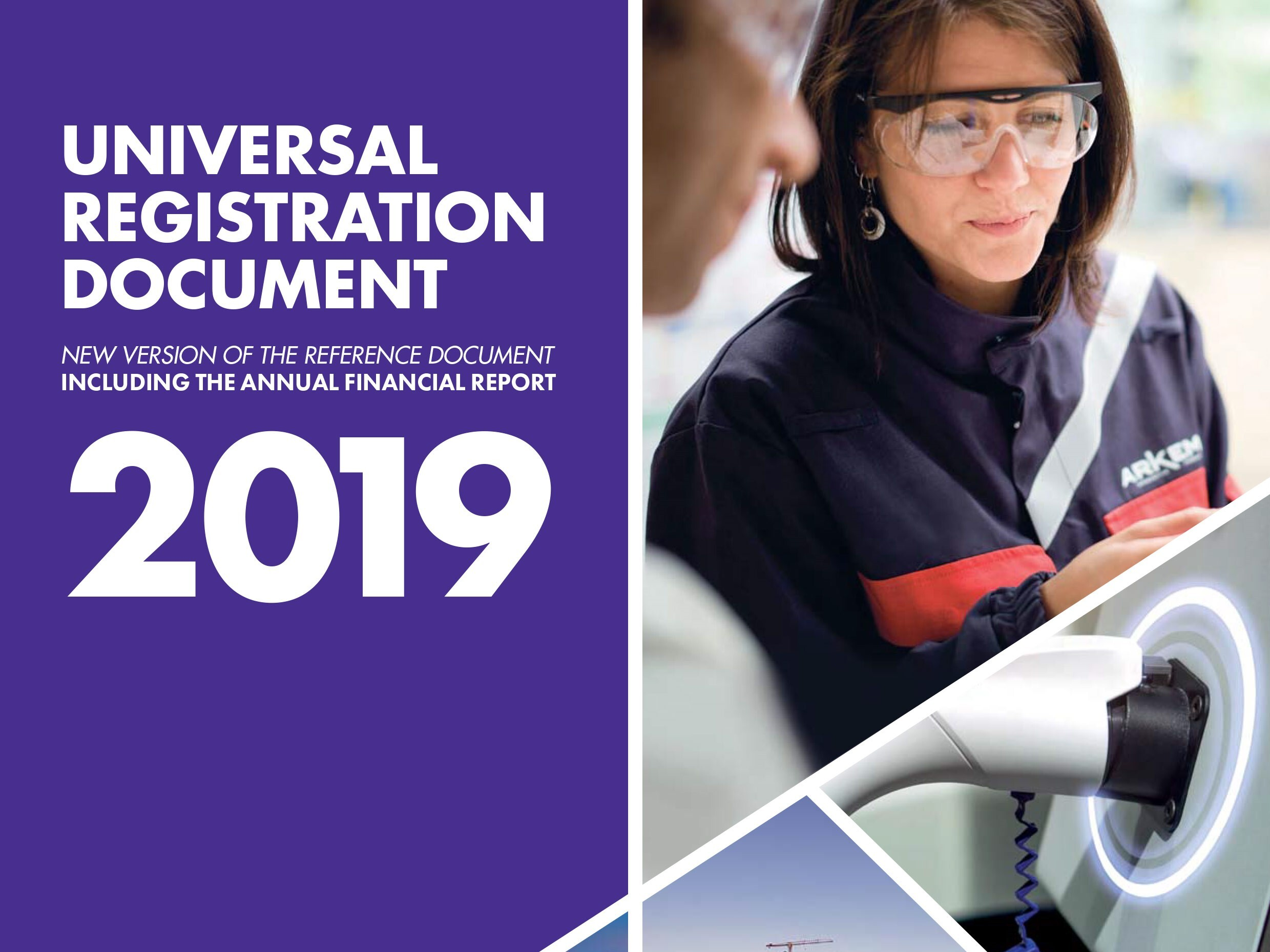 Universal Registration Document