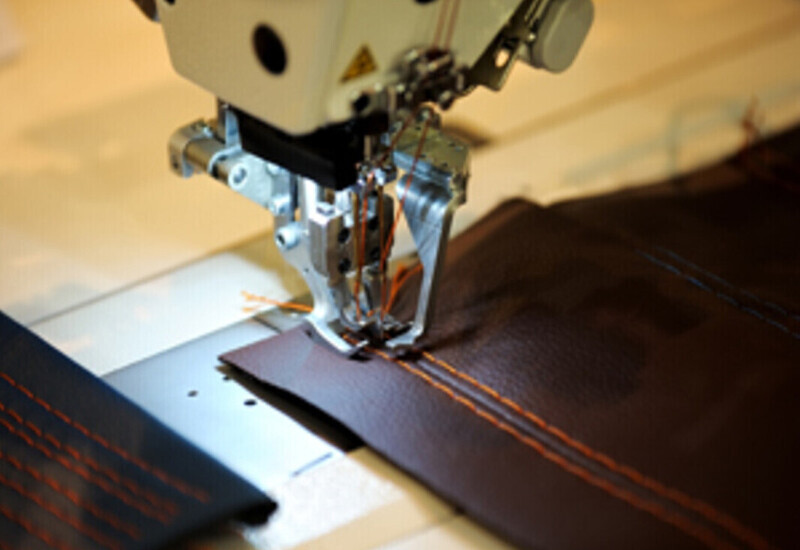 leather processing applications